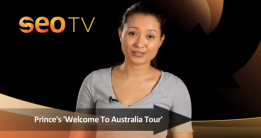 Prince Welcome 2 Australia Tour – Social Media Campaign Summary
