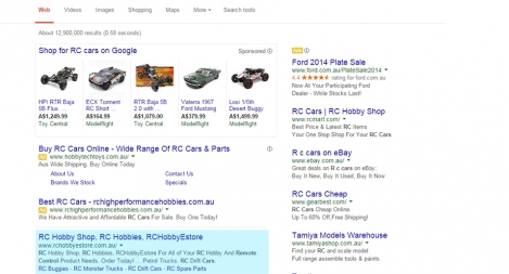 #1 for RC Cars