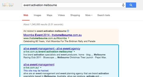 #1 for Event Activation Melbourne