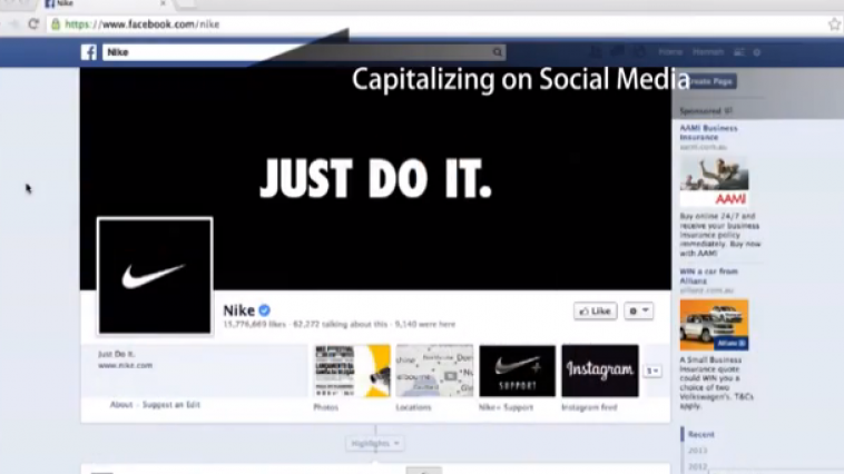 Online Communities & Relationships SEO, Nike As A Case Study