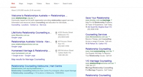 #2 for Marriage Counselling