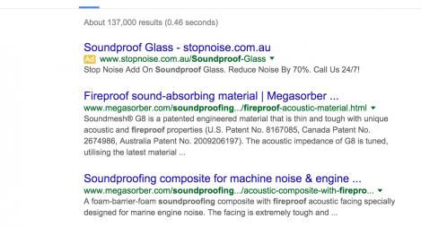 #1 for Fireproof Soundproofing