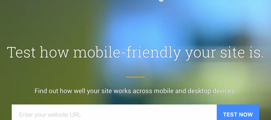 Google's New Mobile Friendly Tester SEO Service