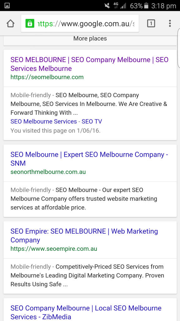 SEO Services In Melbourne No1 Ranking