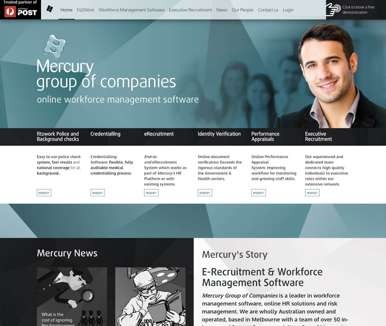 mercury-checks-web-design