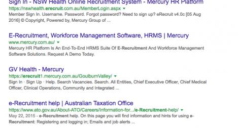 #2 for erecruitment
