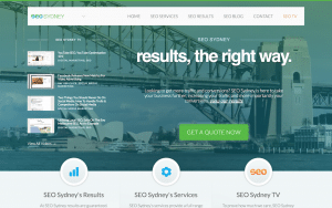 SEO Sydney HTML 5 Video Background