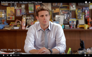 Video Dollar Shave Club SEO Company
