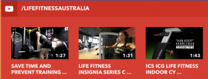 Life Fitness Case Study - YouTube - SEO Melbourne