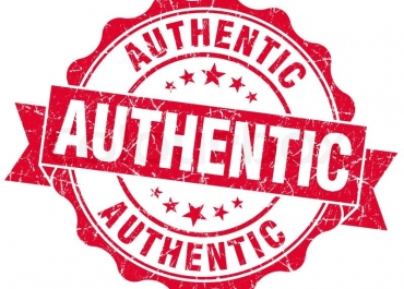 authenticity in seo