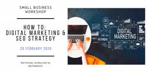 SEO Strategy Workshop Melbourne Digital Marketing Events