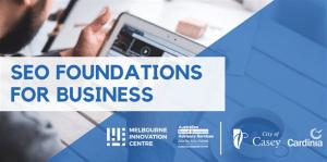 SEO Foundations Melbourne Digital Marketing Events
