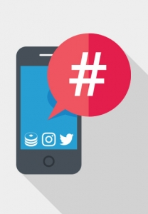 Using The Right Hashtags To Increase Web Traffic