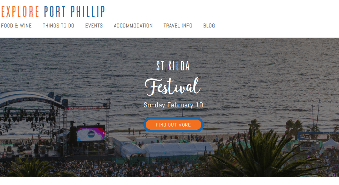 Explore Port Phillip SEO Case Study