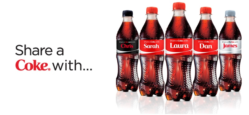 Share A Coke SEO Melbourne Agency Hashtags Web Traffic