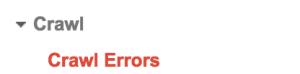 Crawl Errors SEO Company Melbourne 404 Errors