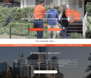 Gallant Plumbing plumbers home page