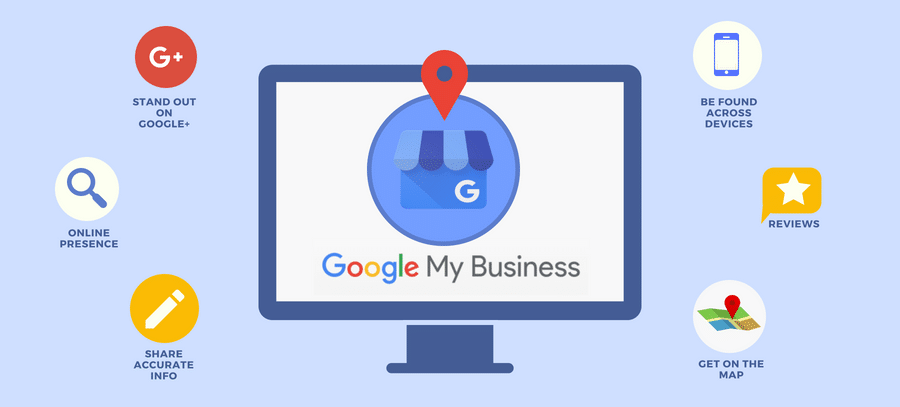 Google My Business SEO Company